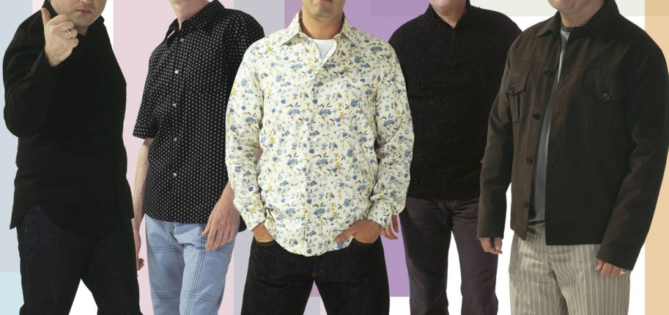 The Barenaked Ladies